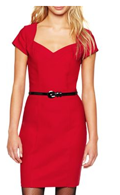 af699ef7f7 When it has to be a RED dress  my holiday red dress picks