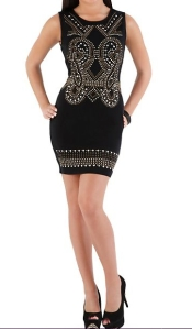 dots dress 22