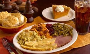 A delicious, all-inclusive meal at Cracker Barrell for just $12!